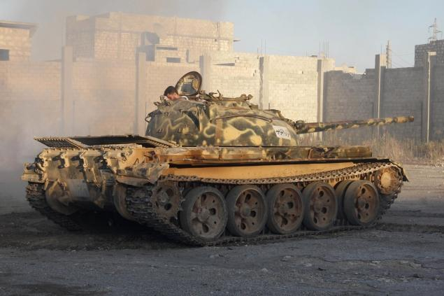 ISIL captures Syrian town on border with Turkey