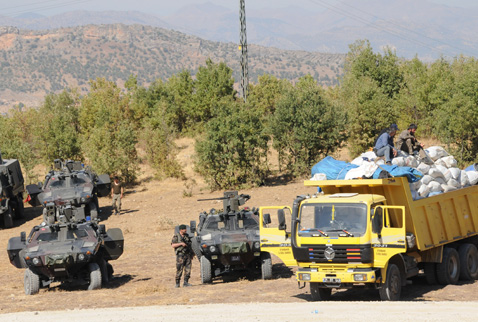 Kashmir border trade stopped after drugs discovery