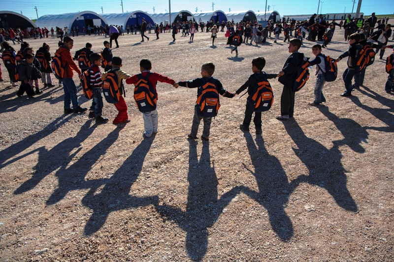 Jordan to renew appeal on Syrian refugees