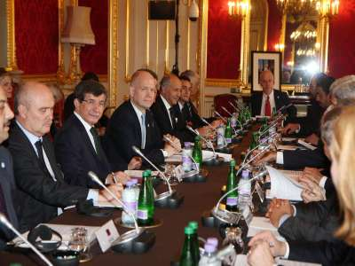 Friends of Syria group urges opposition to attend Geneva