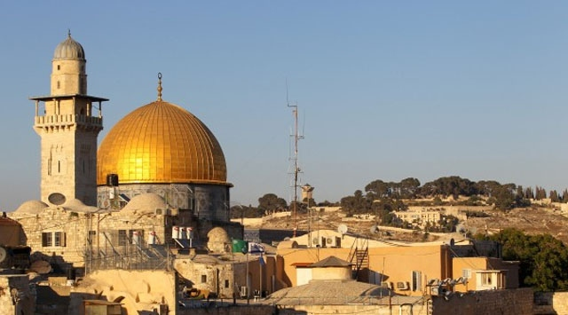 1 capital for 2 states, says Palestine minister