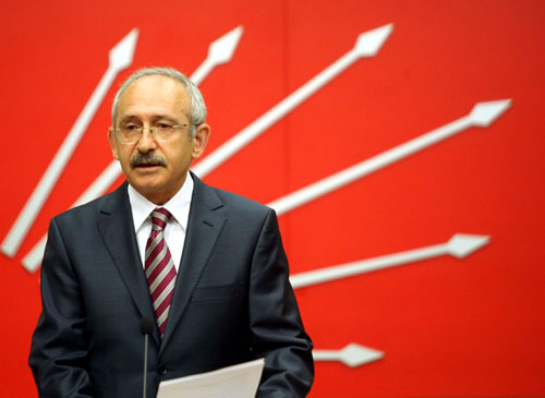 Turkish main opposition proposes bill for retrials