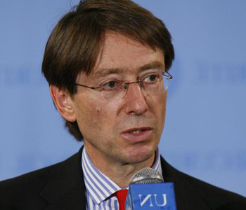 German envoy: Human rights should be protected on-line, off-line