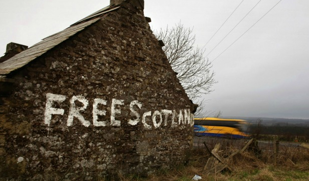 Support for independence grows in Scotland