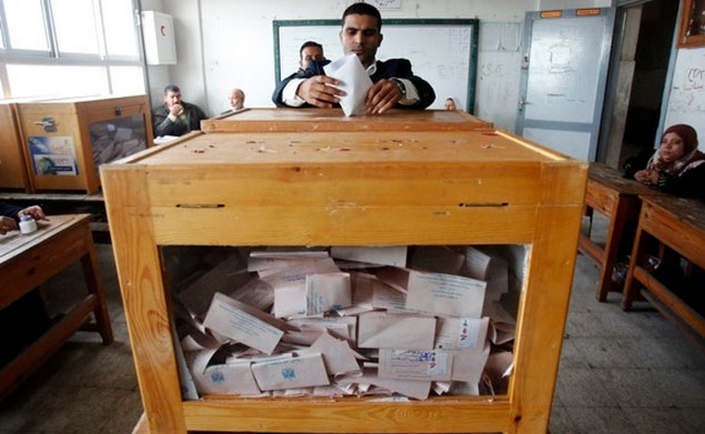 Egypt bars NGOs from monitoring charter vote