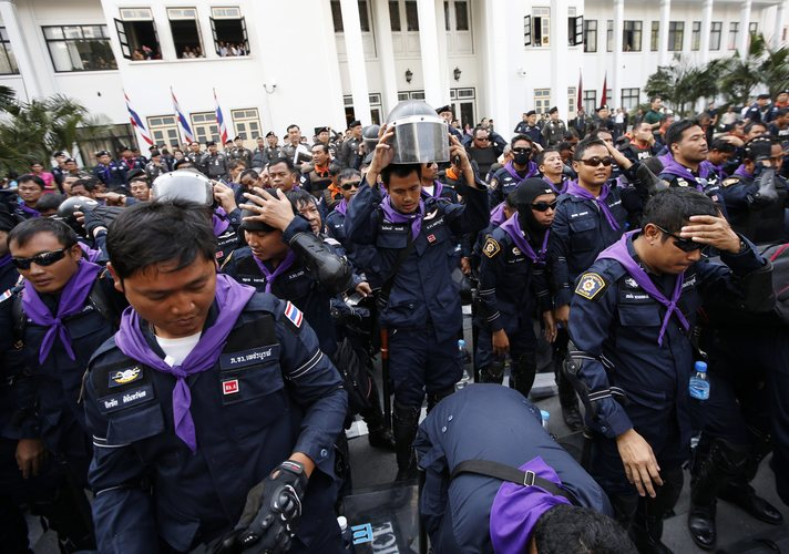 Thai election pushed back to 2016 - deputy PM