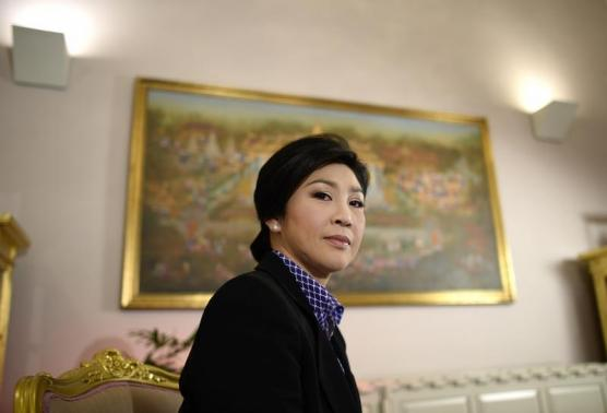 Thai PM stands firm on election- UPDATED