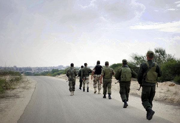 Gazan security personnel jailed for beating journalists