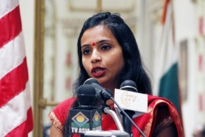 Indian diplomat concerned about children in US