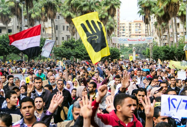 7,000 killed by Egypt coup forces, claims judge