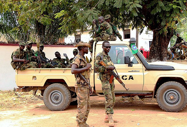 Muslims attacked by Christian mob in CAR's Bangui
