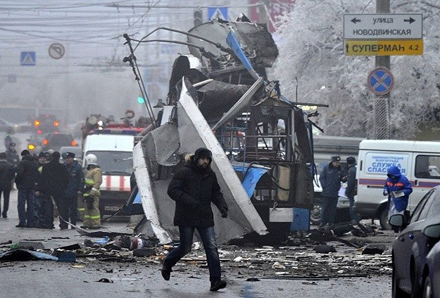 New video claims responsibility for Volgograd attacks