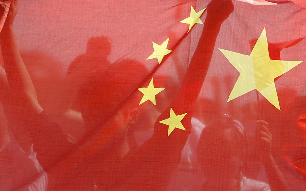 China steps up appeal to West in Japan propaganda battle