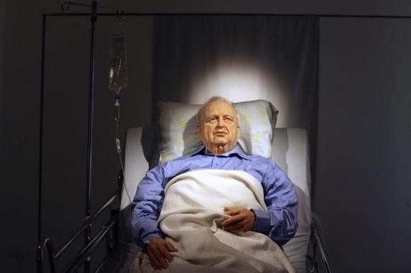 Ariel Sharon is close to death