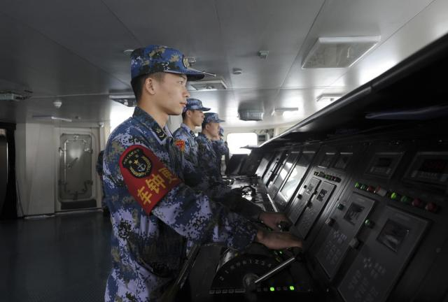 China refutes report it will centralise military command