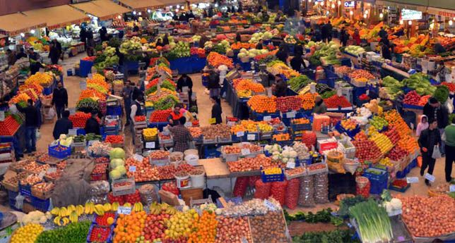 Turkish fruit exports rose 16 percent between 2012 and 2013