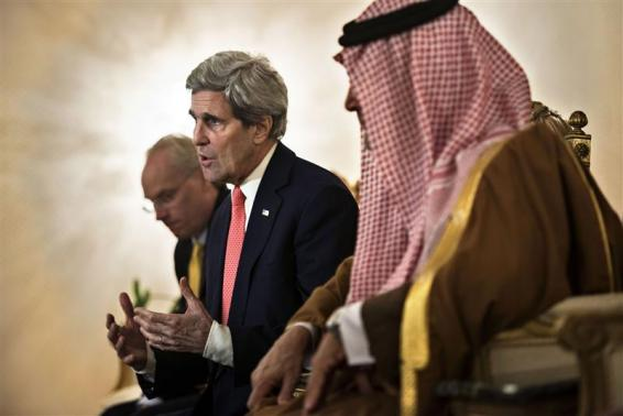 Arab delegation to meet Kerry on Sunday