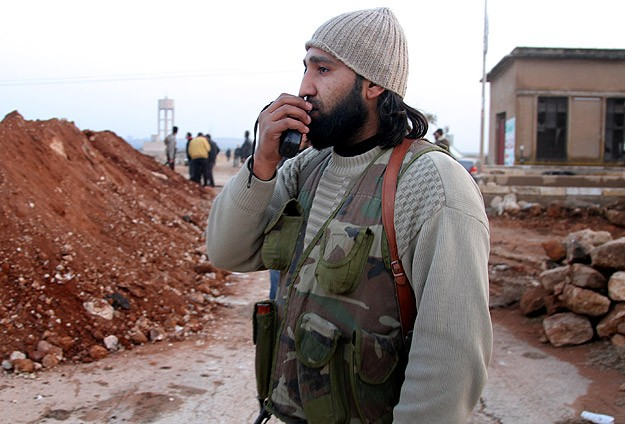 Syria rebels kill 34 foreign fighters