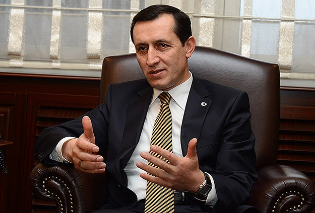 Turkish deputy PM accuses judiciary of coup attempt