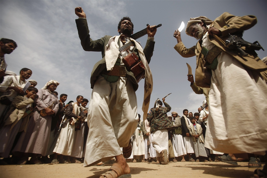 Houthis, tribesmen agree to ceasefire in Yemen