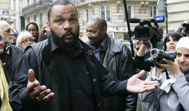 French court stops comedy show called anti-Semitic