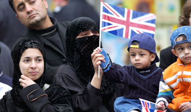British Muslims set to become 10% of population