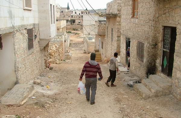 UN still unable to deliver food aid to much of Syria-UPDATED