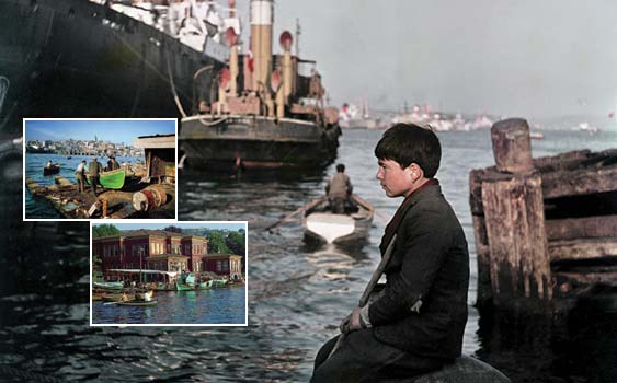 Turkish photography master's 'Old City' exhibition open until Wed