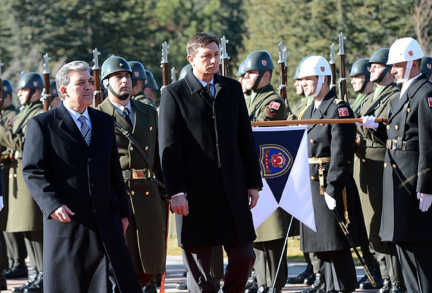 Turkey and Slovenia call for closer ties