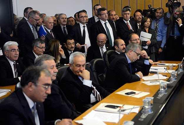 Turkey's parliamentary commission approves judicial reform