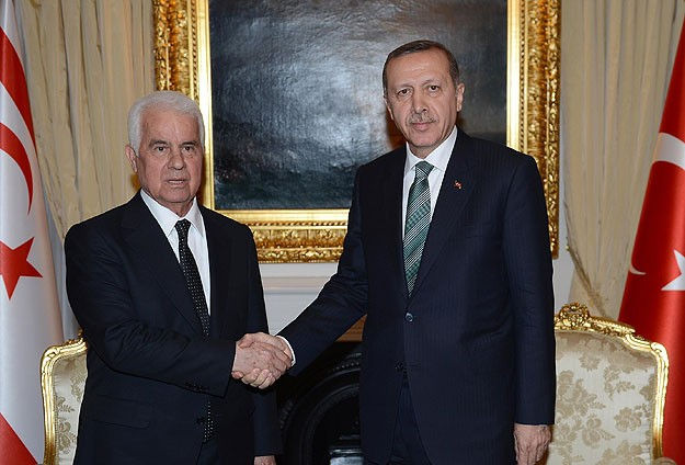 TRNC President: Turkish Cypriots need a strong Turkey
