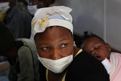 South Africa risks spreading totally drug-resistant TB