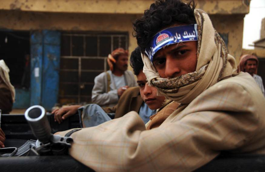 Yemen's Arhab tribes, Houthi militants sign ceasefire deal