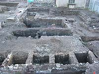 Archaeologists Excavate Ancient Tannery