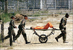 6 Gitmo Inmates Hurt in Fight With Guards