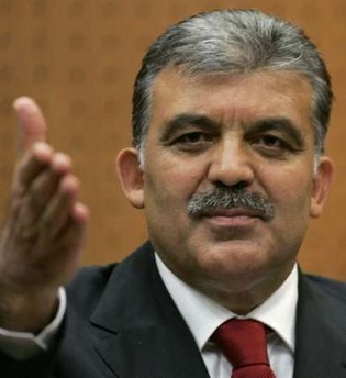 Abdullah Gül should become president because...