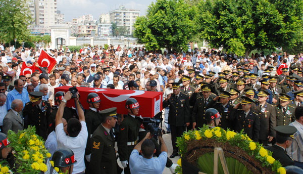 More tears shed over another martyr in Adana
