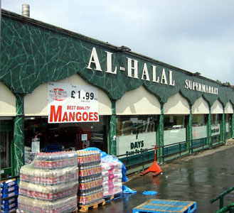 Thailand aims at 590-billion-dollar halal food market