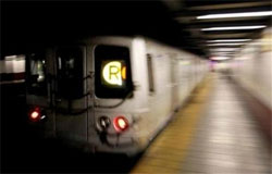 Subway flooding causes chaos for New York commuters