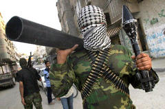 Palestinian Resistance Groups Respond to Israeli Aggressions
