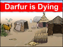 'Darfur is dying'