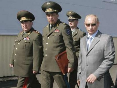 Russia's snap military drills expand, says defense minister