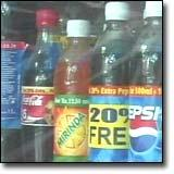 Pesticides found in leading soft drink brands
