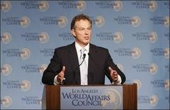 New Party Adds to Blair's Iraq Woes
