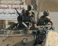 Lebanon To Send 15,000 Troops