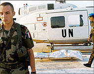 UN Force To Evacuate Lebanese Troops
