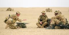 No UK troops for Lebanon mission