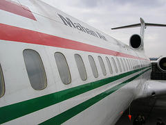 Iranian planes grounded in Turkey