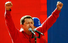 Palestinian names his new born baby 'Chavez'