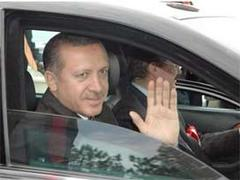 Turk PM in hospital after fainting during Ramadan